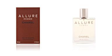 Chanel ALLURE HOMME edt zerstäuber 50 ml