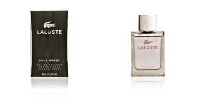 Lacoste LACOSTE HOMME edt vaporizador 50 ml