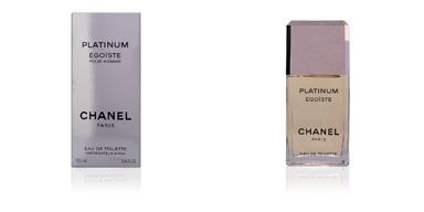 Chanel EGOISTE PLATINUM edt zerstäuber 100 ml