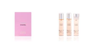 Chanel CHANCE edt vaporizador twist&spray refill 3x20 ml