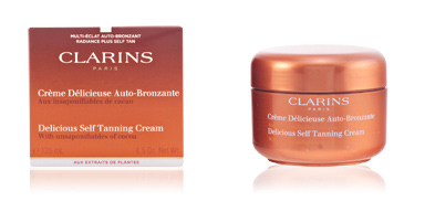 Clarins SUN crème délicieuse auto-bronzante 125 ml