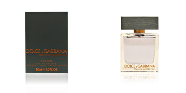Dolce & Gabbana THE ONE GENTLEMAN edt vaporizador 30 ml