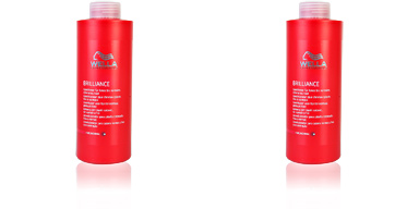 Wella BRILLIANCE conditioner fine/normal hair 1000 ml