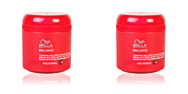 Wella BRILLIANCE mask fine/normal hair 150 ml