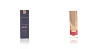 Estee Lauder PURE COLOR CRYSTAL lipstick #08-crystal sun 3.8 gr