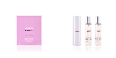 Chanel CHANCE EAU TENDRE edt vaporizador refill 3x 20 ml