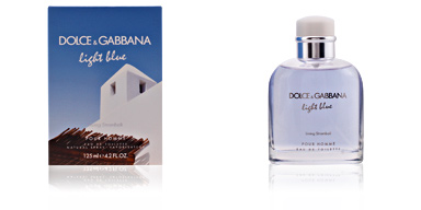 Dolce & Gabbana LIGHT BLUE HOMME STROMBOLI edt vaporizador 125 ml