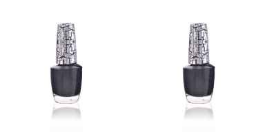 Opi NAIL LACQUER #NLE53-black shatter 15 ml