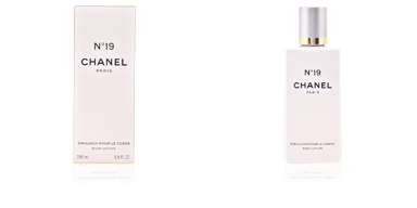 Chanel Nº 19 emulsion corps flacon 200 ml