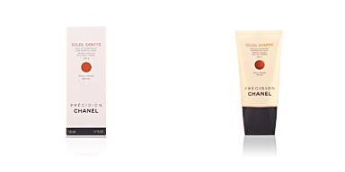 Chanel SOLEIL IDENTITE soin auto-bronzant visage SPF8-intense 50 ml