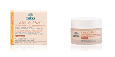 Nuxe REVE DE MIEL crème visage ultra-réconfortante PS 50 ml