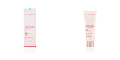 Clarins MULTI-HYDRATANTE crème de soins désaltérante #02-honey 50 ml