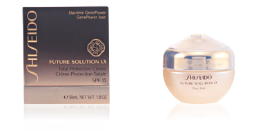 Shiseido FUTURE SOLUTION LX daytime cream SPF15 50 ml
