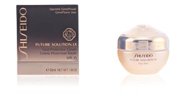 Shiseido FUTURE SOLUTION LX daytime cream SPF15 50 ml