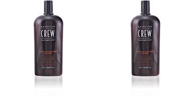 American Crew DAILY MOISTURIZING shampoo 1000 ml