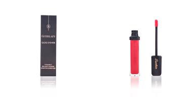 Guerlain GLOSS D'ENFER #420-rouge shebam 7.5 ml