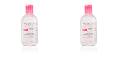 Bioderma CREALINE H2O solution micellaire anti-rougeurs 250 ml