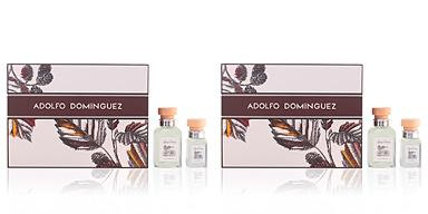 Adolfo Dominguez AGUA FRESCA LOTE 2 pz
