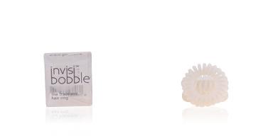 Invisibobble INVISIBOBBLE white 3 uds