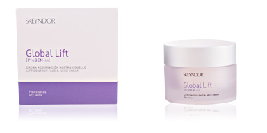 Skeyndor GLOBAL LIFT lift contour face&neck cream dry skins 50 ml