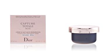 Dior CAPTURE TOTALE crème nuit haute régénération refill 60 ml