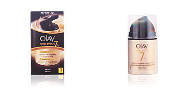Olay TOTAL EFFECTS hidratante + maquillaje SPF15 #medio 50 ml