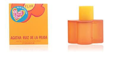 Agatha Ruiz De La Prada FLOR edt spray 100 ml