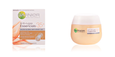 Garnier ESSENCIALS anti-arrugas nutritiva día 35+ 50 ml