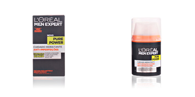 L'Oréal MEN EXPERT pure power hidratante anti-imperfecciones 50 ml