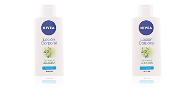 Nivea ACEITE DE JOJOBA loción hidratante corporal 400 ml