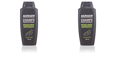 Agrado CHAMPÚ regulador anticaspa 750 ml