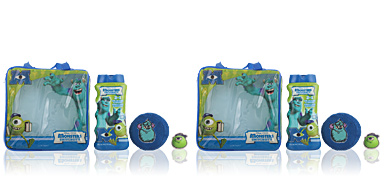 Cartoon MONSTERS UNIVERSITY COFFRET 3 pz