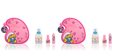 Cartoon PITUFOS PITUFINA PINK SET 3 pz