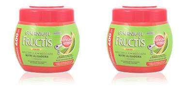 Garnier FRUCTIS HIDRA LISO mascarilla 400 ml