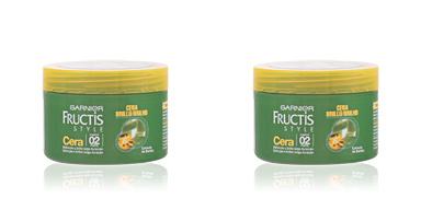 Garnier FRUCTIS STYLE cera definición&brillo #02-fuerte 75 ml