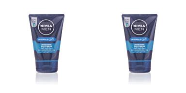 Nivea MEN ORIGINALS refreshing face wash 100 ml