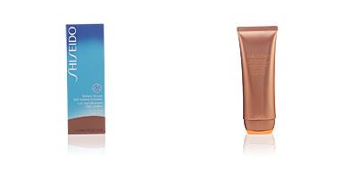 Shiseido BRILLIANT BRONZE self-tanning emulsion face/body 100 ml