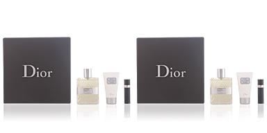 Dior EAU SAUVAGE LOTE 3 pz
