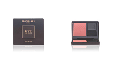 Guerlain ROSE AUX JOUES duo de blush #03-peach party 6,5 gr