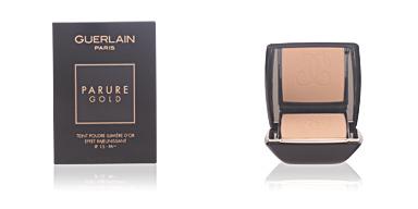 Guerlain PARURE GOLD fdt compact #02-beige clair 10 gr