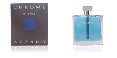 Azzaro CHROME INTENSE edt vaporizador 100 ml