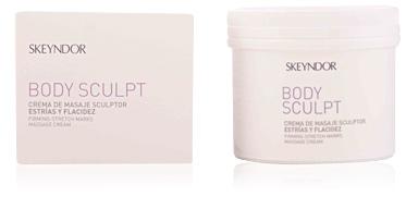 Skeyndor BODY SCULPT firming-stretch marks massage cream 500 ml