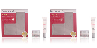 Diadermine LIFT + SUPER RELLENADOR CREMA DIA SET 2 pz