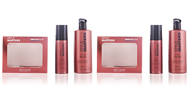 Revlon STYLE MASTERS SMOOTH LOTE 2 pz