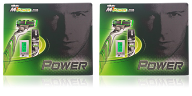 Gillette M3 POWER SET 2 pz