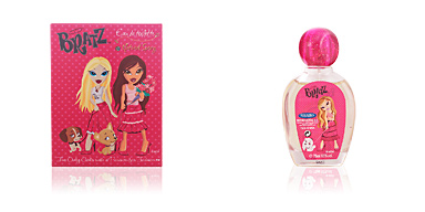 Cartoon BRATZ PAMPERED PUPZ edc spray 75 ml