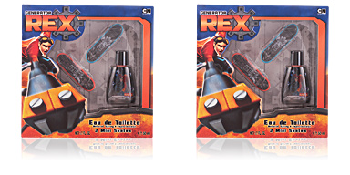 Cartoon GENERATOR REX COFFRET 2 pz