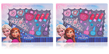Disney QUEEN ELSA'S BEAUTY CELEBRATION COFFRET 19 pz