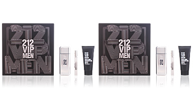 Carolina Herrera 212 VIP MEN SET 3 pz