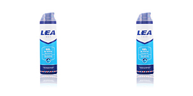 Lea SENSITIVE SKIN gel de afeitar 200 ml